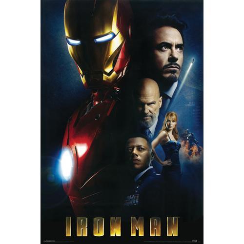 _Iron Man Collage