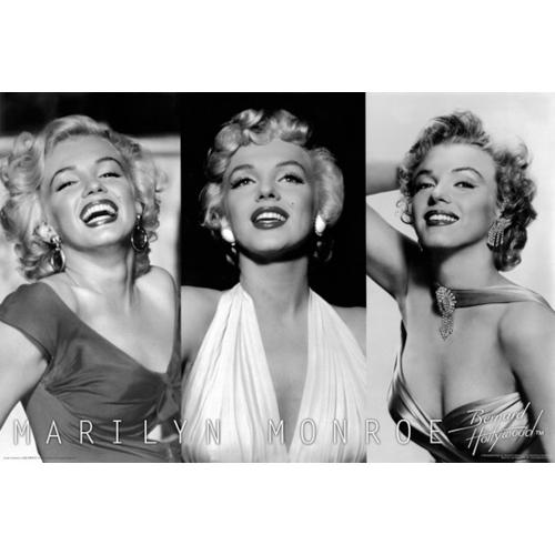 Marilyn 3 pictures