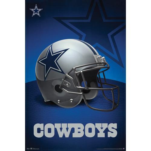 Cowboys Helment
