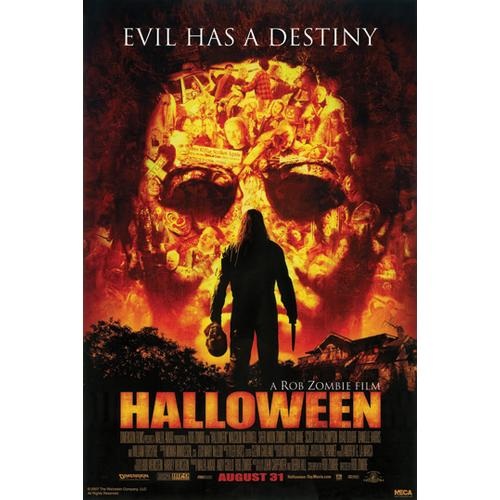 Halloween Evil Destiny