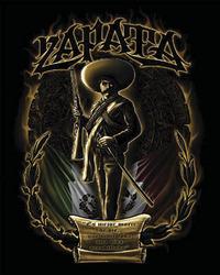 Zapata With Pride