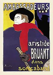 Category: Dropship Posters & Paintings, SKU #2042-22x28_AD, Title: Ambassadeurs