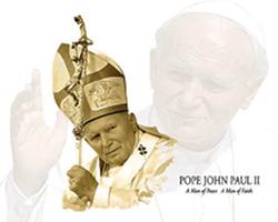 Pope John Paul II Collage
