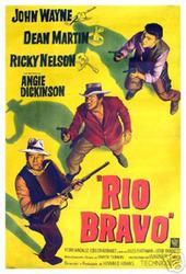 Rio Bravo John Wayne