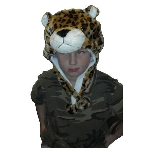Kids Leopard Hat