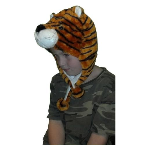 Kids Tiger Hat