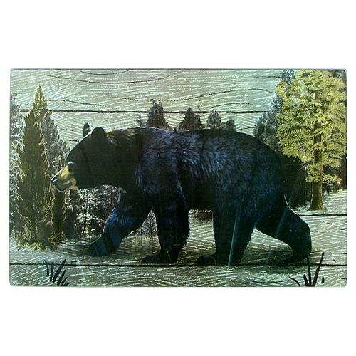 Bear Cutting Board/Hot Pad