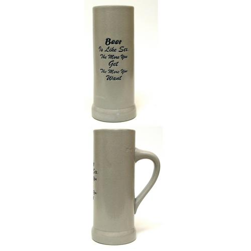 Beer Mug-More