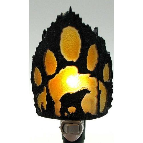 Bear Track Nightlight