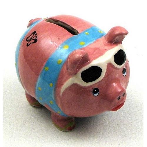 Glammie Hammie Pig Bank