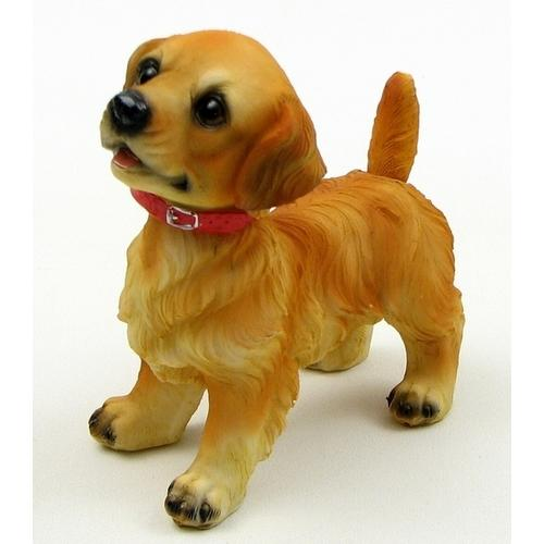 Golden Retriever Bobble Dog