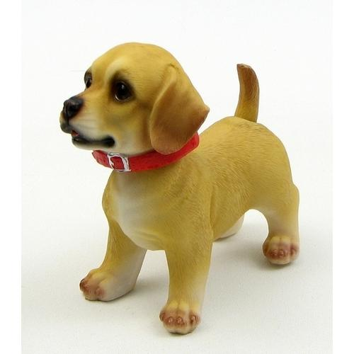Labrador Retriever Bobble Dog