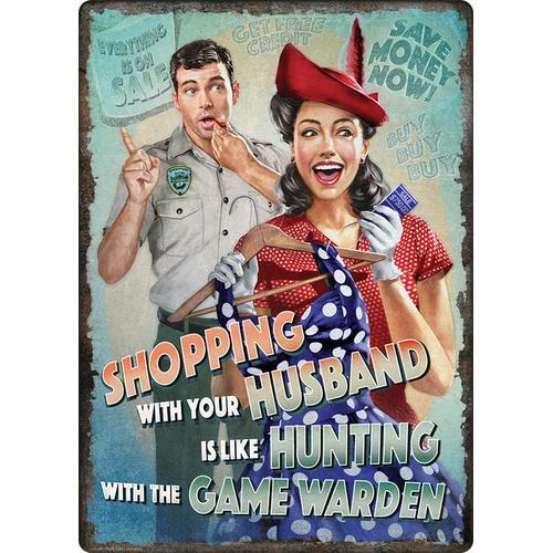 Hunt W/ Game Warden