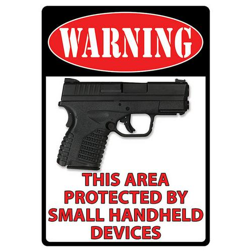 Warning-Handheld Devices