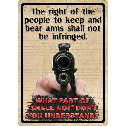 Right to Keep & Bear Arms