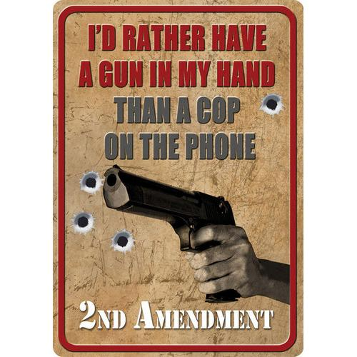I'd Rather Have a Gun