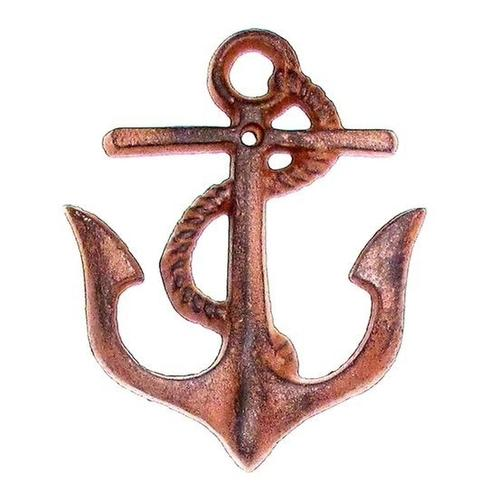 Cast Iron Anchor Small Set of 2
