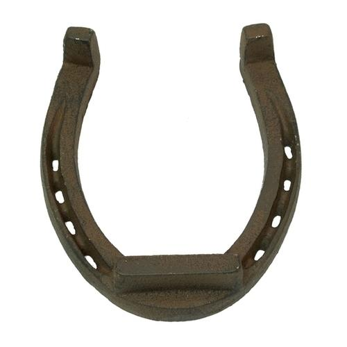 Extra Large Cast Iron Horse Shoe Set of 2