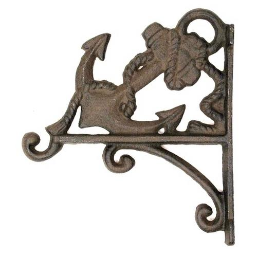 Cast Iron Anchor Plant Hanger