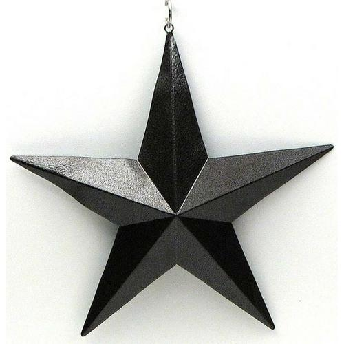 "3"" Brown Star Set of 12"