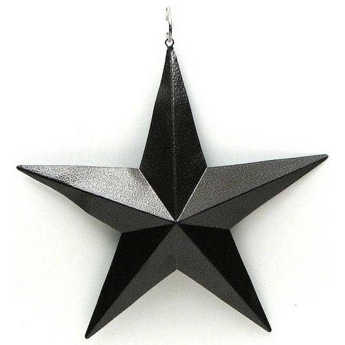 "5"" Brown Star Set of 6"
