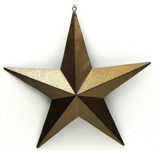"5"" Gold Star Set of 6"