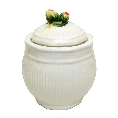 Flower Bud Canister Medium