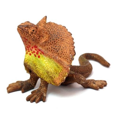Frilled Neck Desert Lizard