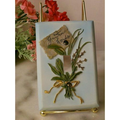 Switch Cover GARDEN HERBS