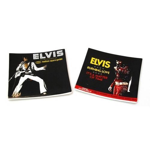 Elvis Rhinestone Valets Set of 2