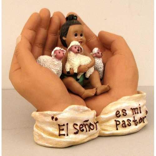 IN HIS HANDS ei senor es mi Pastor