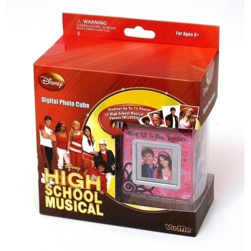 Disney High School Musical Digital Photo Cube