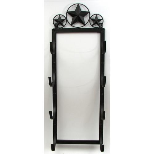 Metal Star Towel Roll Wall Rack