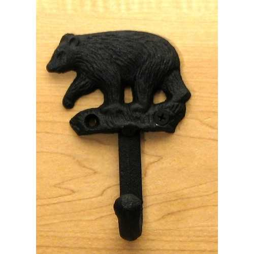 Cast Iron Bear Hook