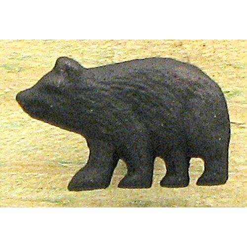 Cast Iron Bear Drawer Pull