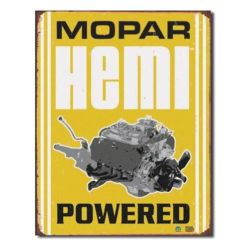 Mopar - Hemi Powered