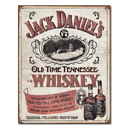 Jack Daniel's Sippin'  Whiskey