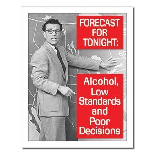 Ephemera - Tonight's Forecast