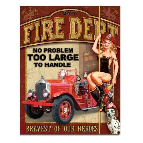 Fire Dept. - No Problem