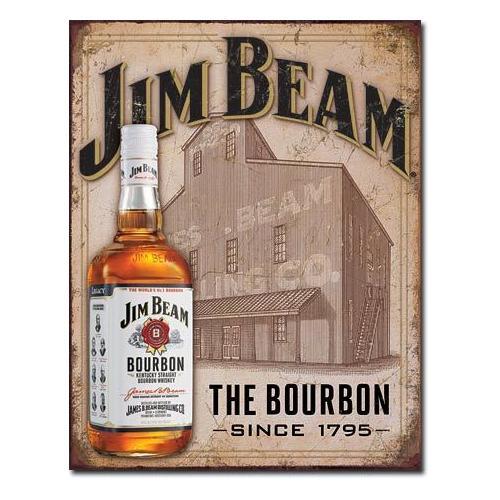 "Jim Beam ""THE BOURBON"""