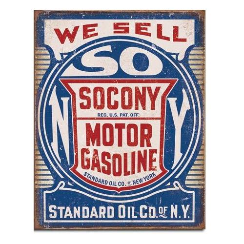 SOCONY Standard Gas of New York