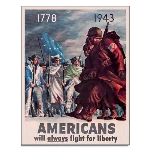 Americans - Fight for Liberty