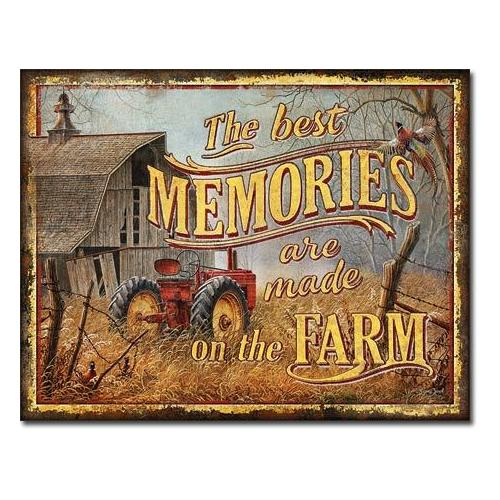 Best Memories on the Farm