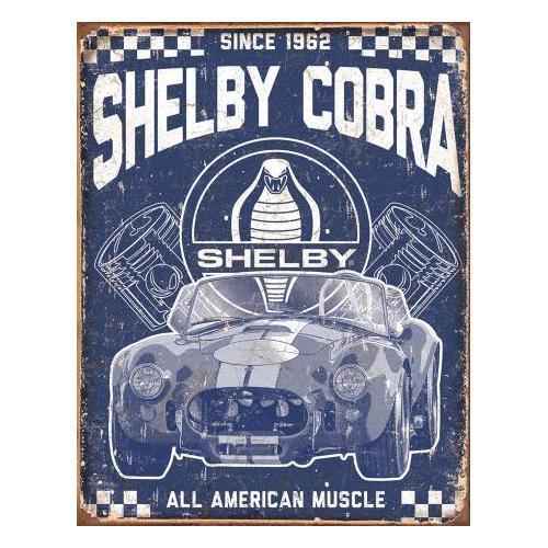 Since 1962 SHELBY COBRA