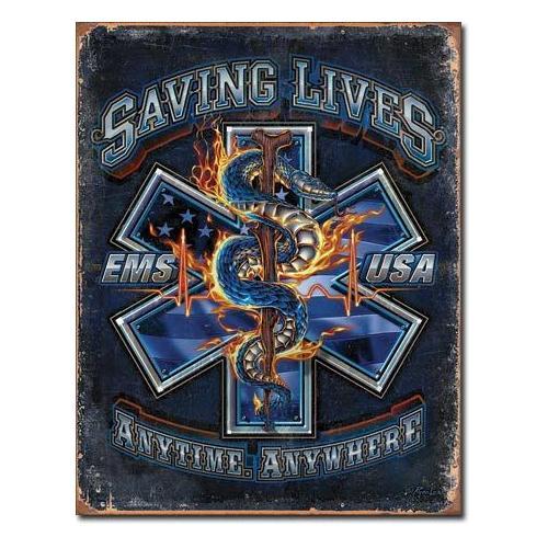 SAVING LIVES - EMS USA