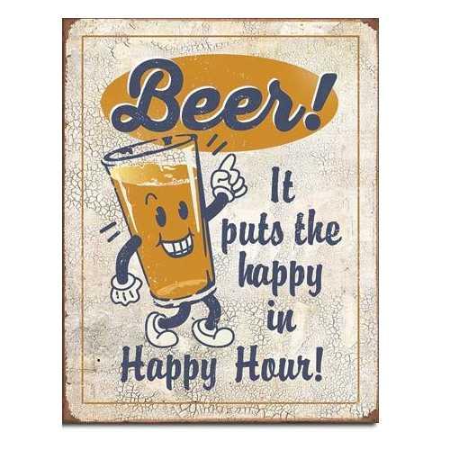BEER - HAPPY HOUR