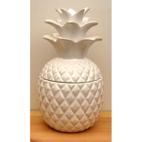 Ceramic Pineapple Jar