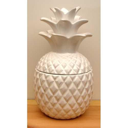 Ceramic Pineapple Jar