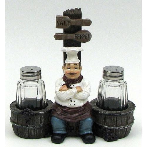 Cordon Bleu Chef S&P Set