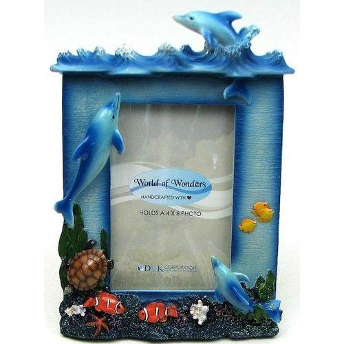 Dolphin Picture Frame
